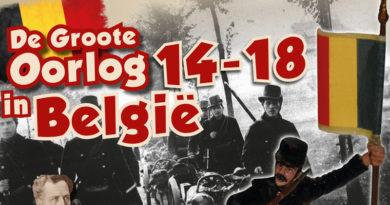 De Groote Oorlog 14-18 in België